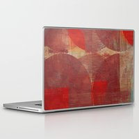 moon phases Laptop & iPad Skins featuring Moon Phases by Fernando Vieira