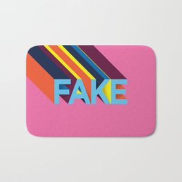 FAKE Bath Mat