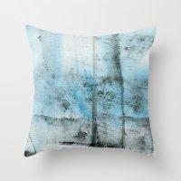 sail Throw Pillows featuring Sail by Maria Khachatryan