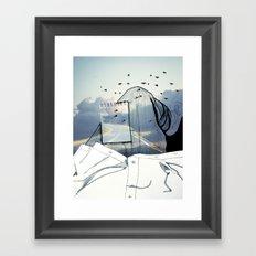 Viagem#2 Framed Art Print