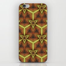 Pattern 040313-2 iPhone & iPod Skin