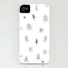 O Christmas tree[s] Slim Case iPhone (4, 4s)