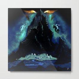 Night On Bald Mountain Metal Print
