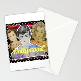 (Celebrity - Hollywood) - yks by ofs珊 Stationery Cards
