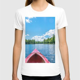 Just Keep Paddling T-shirt