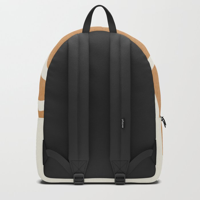 abstract minimal 31 Backpack