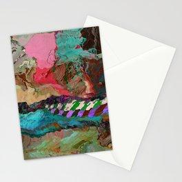 Meltdown A Stationery Cards