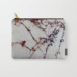 Parthenocissus quinquefolia Carry-All Pouch
