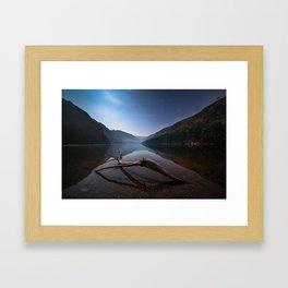 Glendalough at Night - Ireland   Print (RR 265) Framed Art Print