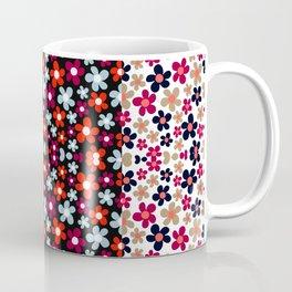 Flower patchwork. Coffee Mug