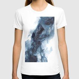 Indigo Depths No. 1 T-shirt
