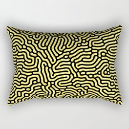Abstract Pattern XIX Rectangular Pillow