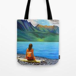 Epuyén Lake  Tote Bag
