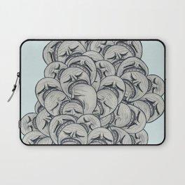 Zombies problem Laptop Sleeve