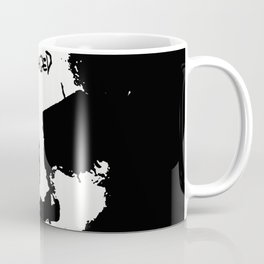 S.S. Fem Joker (Black and White) Coffee Mug