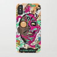 Flying Lotus Slim Case iPhone X