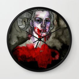 the scapegoat Wall Clock