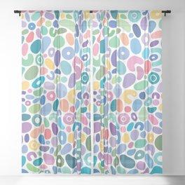 Funkalicious Sheer Curtain