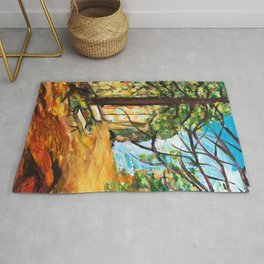 Woodland Beauty Rug