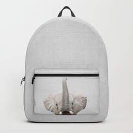 Elephant 2 - Colorful Backpack