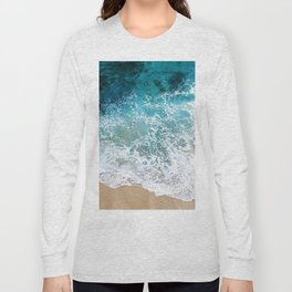 Ocean Waves I Long Sleeve T-shirt