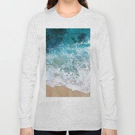 Ocean Waves I Long Sleeve T-shirt