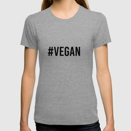 Hash Tag VEGAN T-shirt