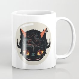 Devil cat Coffee Mug