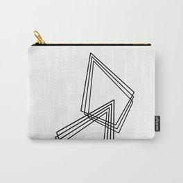 Prisms. Carry-All Pouch