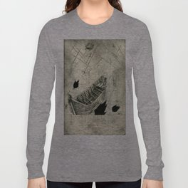 Charon's Ferry Long Sleeve T-shirt