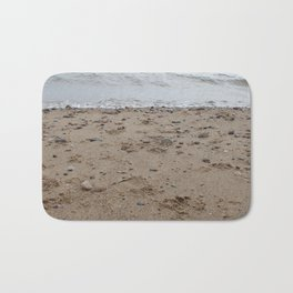 Beach Vibes - Argyll - Scotland - West Coast Bath Mat
