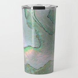 Shell Texture Travel Mug