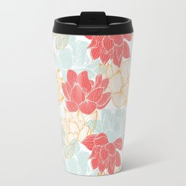 Lotus Carousal Travel Mug