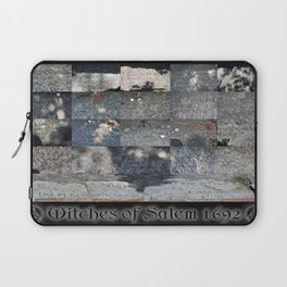 Witches of Salem 1692 Laptop Sleeve