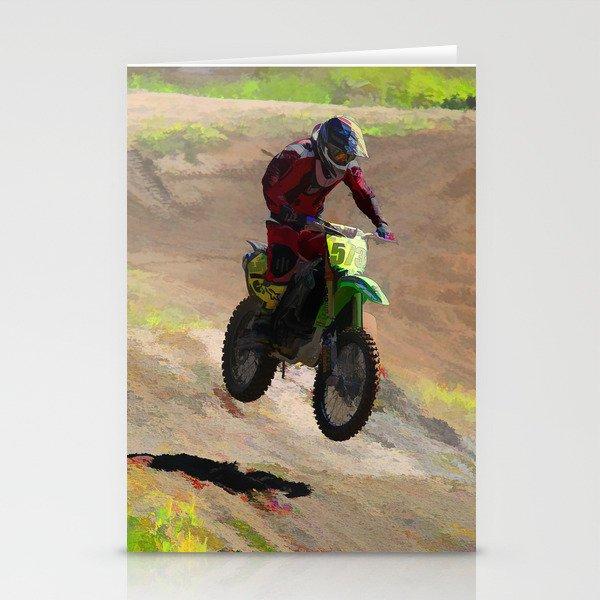 Motocross Moguls Stationery Cards