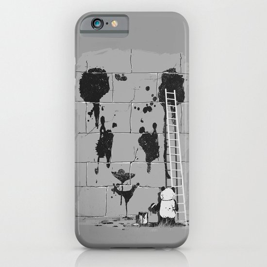 Self Portrait iPhone & iPod Case