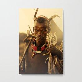 Ethiopia 1 Metal Print