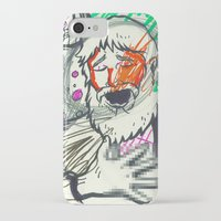 sketch iPhone & iPod Cases featuring Sketch by Alec Goss