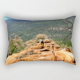 Pinkerton Mineral Springs, No. 1of 4 Rectangular Pillow
