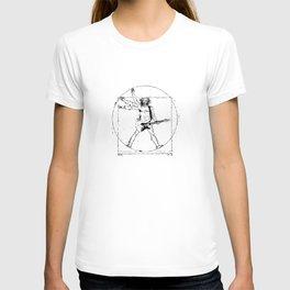 leonardo guitar T-shirt