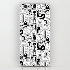 Monsters ink iPhone & iPod Skin