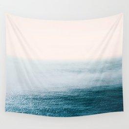 Ocean Fog Wall Tapestry