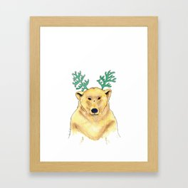 Ours Framed Art Print