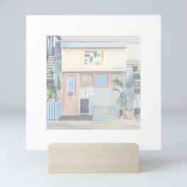 A Dream Cafe Art Series #7 Mini Art Print