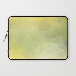 """""""Sunray in the water"""" triangles design Laptop Sleeve"""