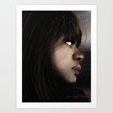 Viola Davis HTGAWM Art Print