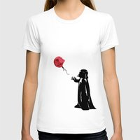banksy T-shirts featuring Little Vader - Inspired by Banksy by kamonkey