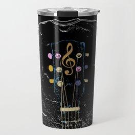 Rockin' In The Free World - Love - Peace - Music - Blues,Rock,Metal,Jazz Travel Mug