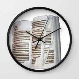 rompete le righe Wall Clock