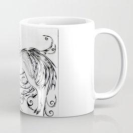 Calligraphy Kirin Coffee Mug